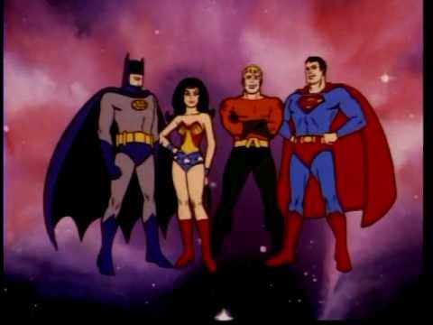 480x360 > Super Friends Wallpapers