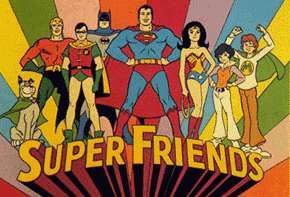High Resolution Wallpaper | Super Friends 290x197 px