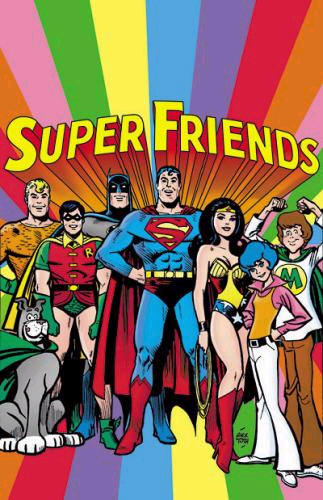 Nice wallpapers Super Friends 323x500px