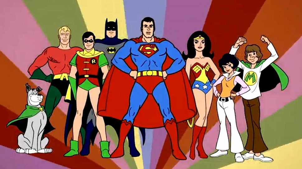 970x545 > Super Friends Wallpapers