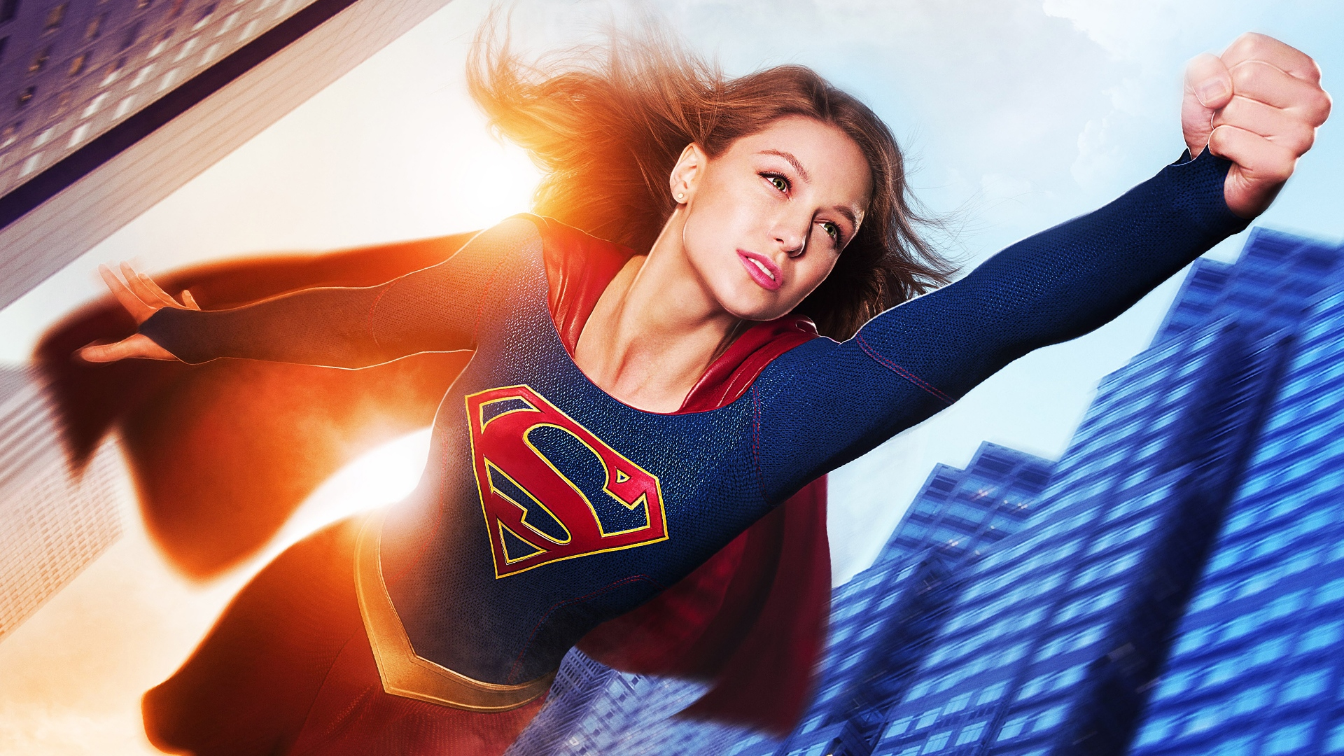 Amazing Super Girl Pictures & Backgrounds