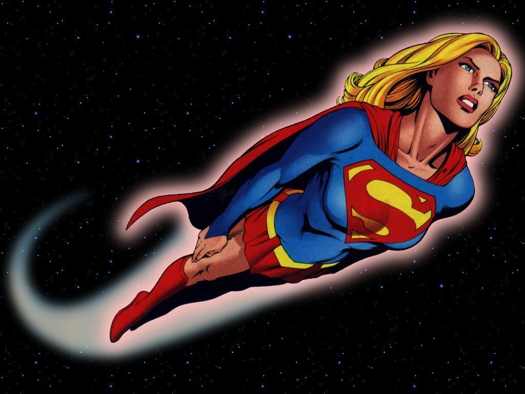Super Girl Backgrounds, Compatible - PC, Mobile, Gadgets| 1024x768 px
