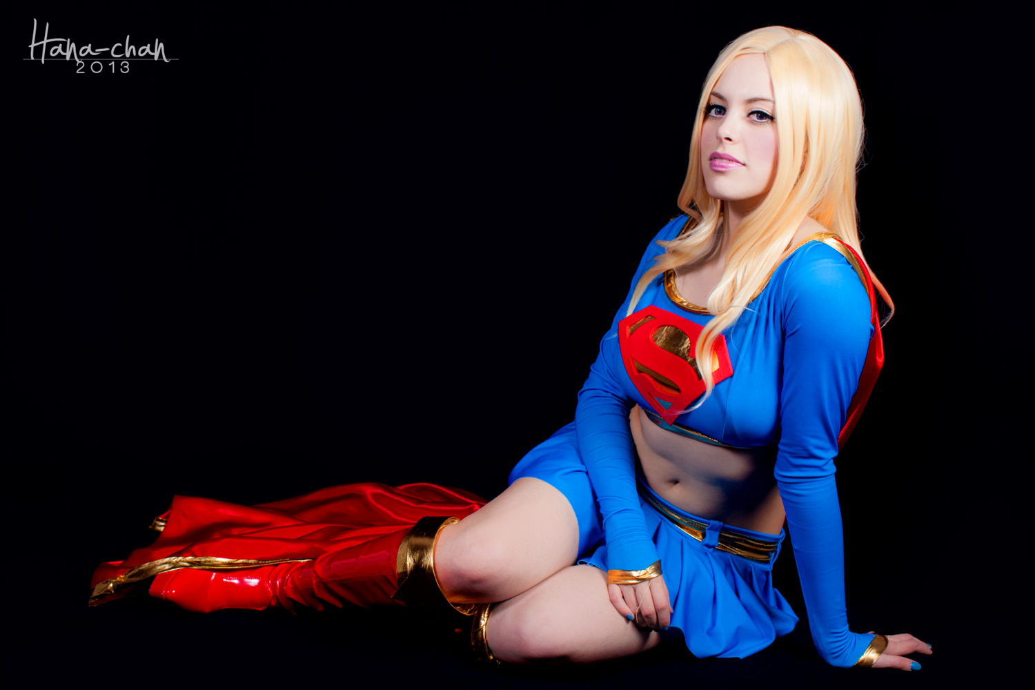 Nice Images Collection: Super Girl Desktop Wallpapers