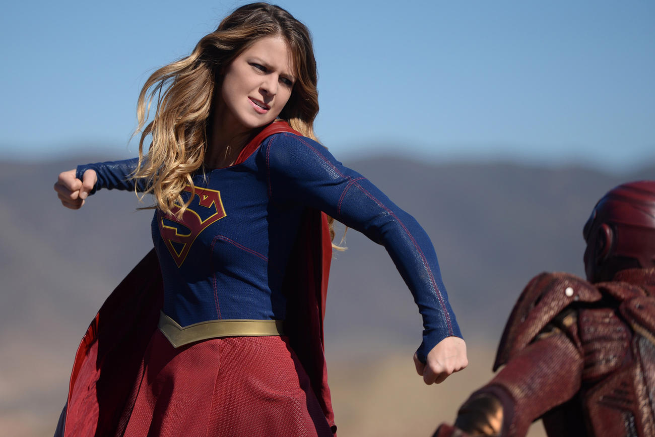 HD Quality Wallpaper | Collection: CGI, 1300x867 Super Girl