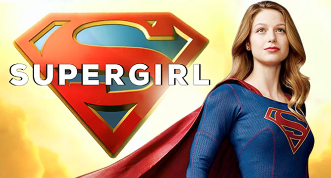 Super Girl Pics, CGI Collection