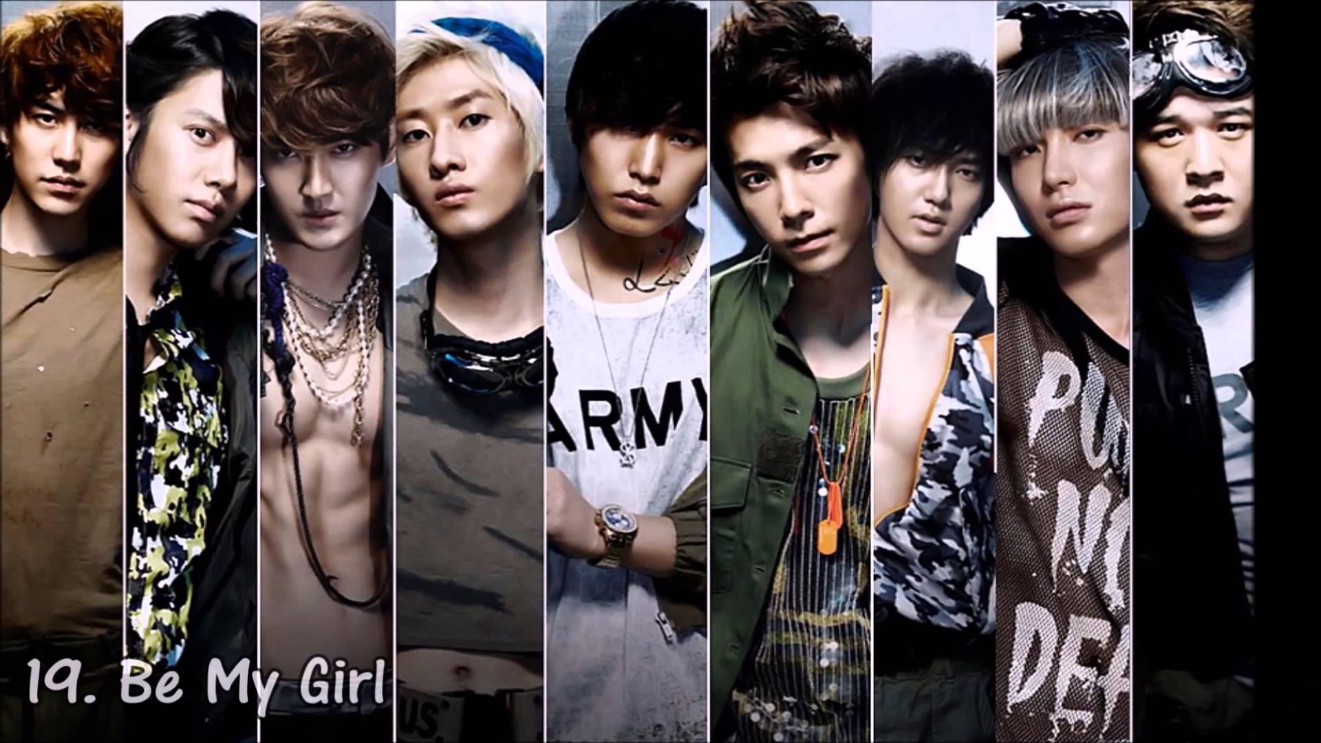 Super Junior HD wallpapers, Desktop wallpaper - most viewed