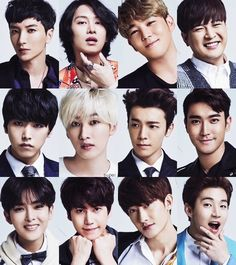 HD Quality Wallpaper | Collection: Music, 236x265 Super Junior