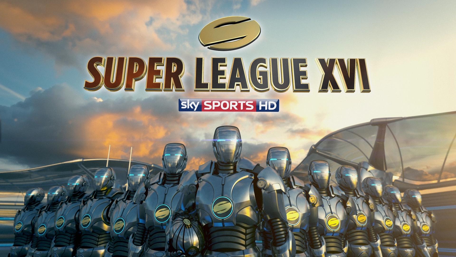 Super League Pics, Comics Collection