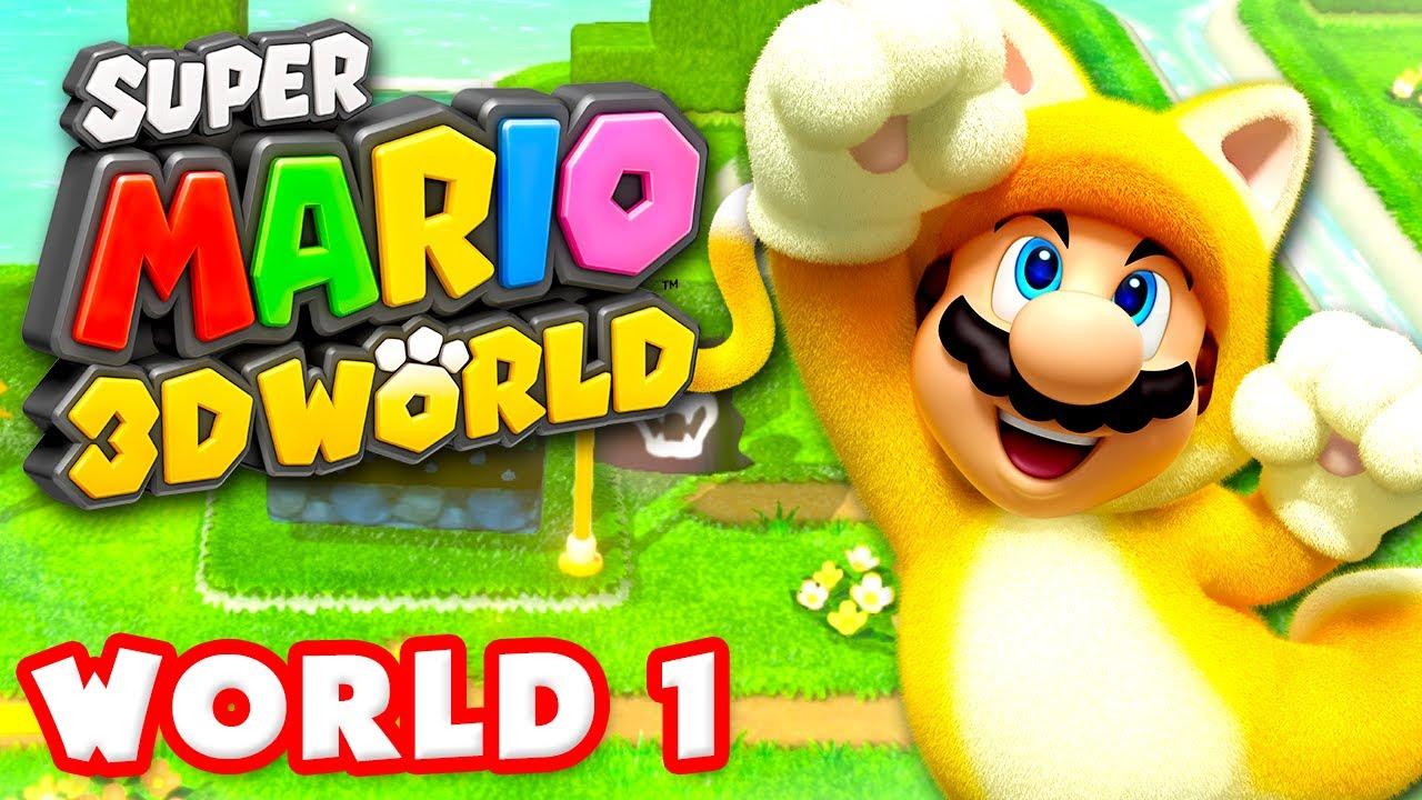 Super Mario 3d World Wallpapers Video Game Hq Super Mario 3d