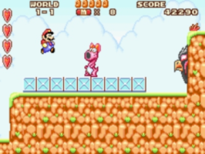 Super Mario Advance - Super Mario Bros  2 wallpapers, Video