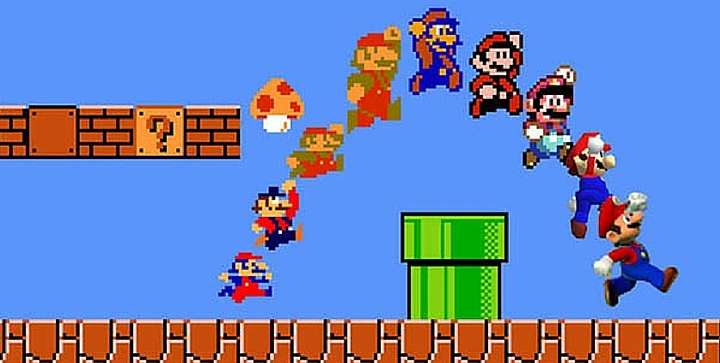 Super Mario Bros Wallpapers Video Game Hq Super Mario Bros Pictures 4k Wallpapers 2019