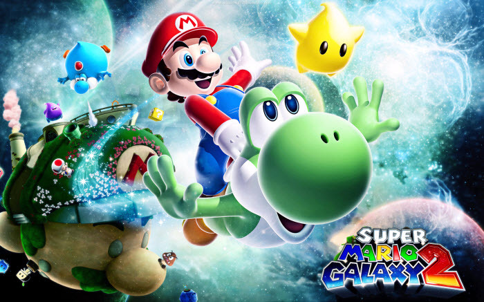 Super Mario Galaxy 2 wallpapers, Video Game, HQ Super Mario