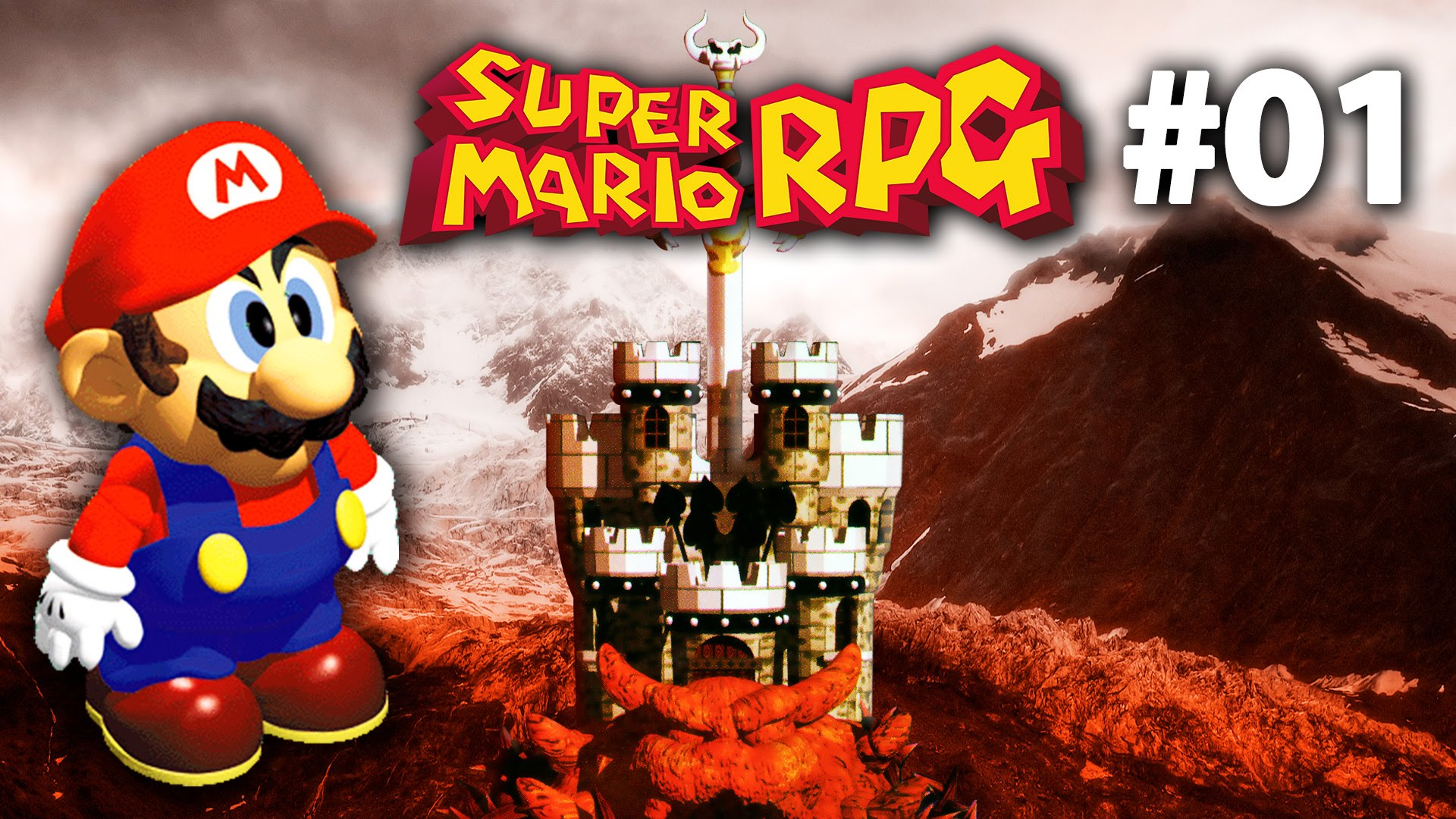 Super Mario Rpg: Legend Of The Seven Stars wallpapers, Video