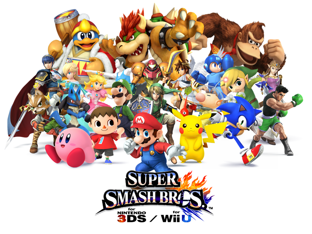 Most Viewed Super Smash Bros 4 Wallpapers 4k Wallpapers