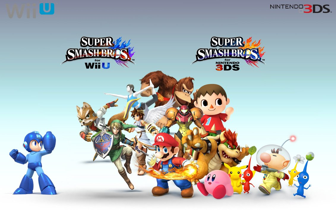 Most Viewed Super Smash Bros For Nintendo 3ds And Wii U