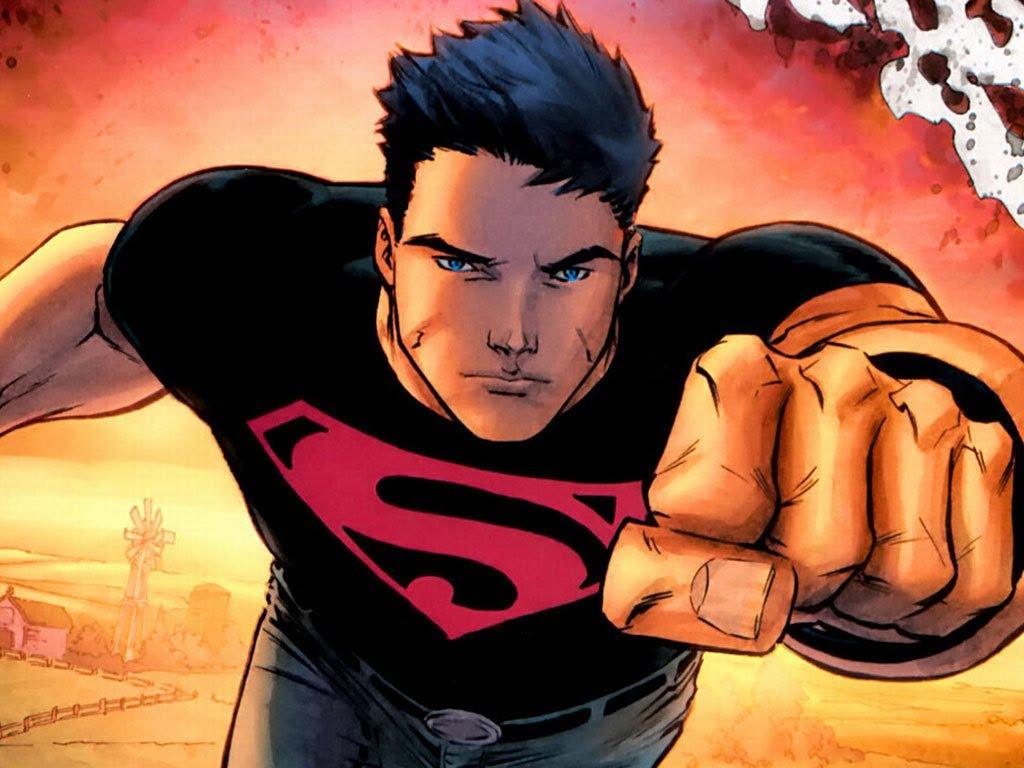 High Resolution Wallpaper | Superboy 1024x768 px