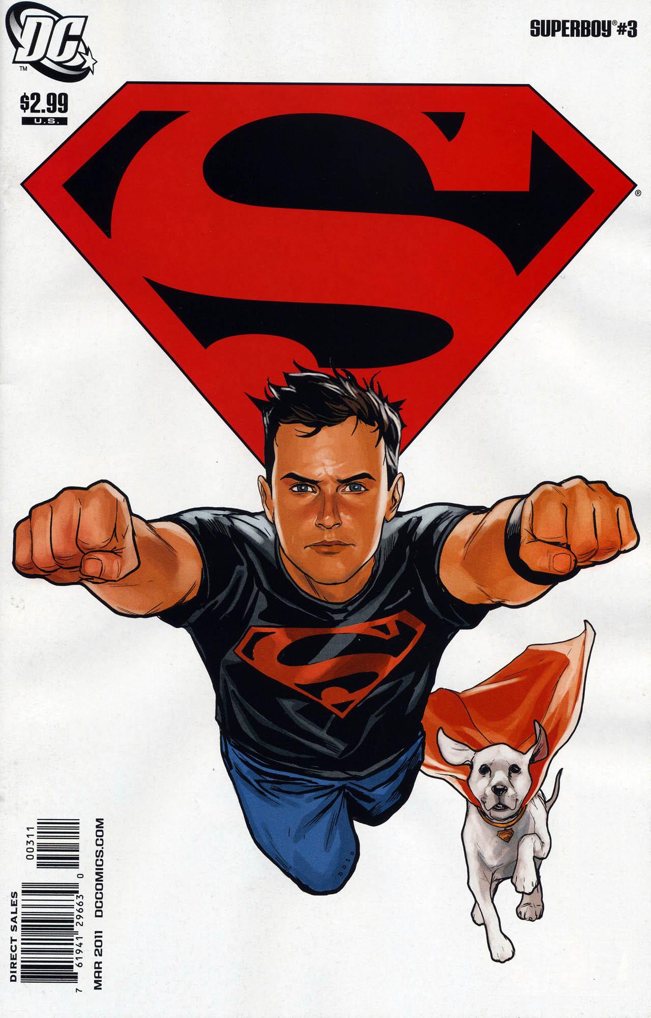 Images of Superboy | 1280x2001