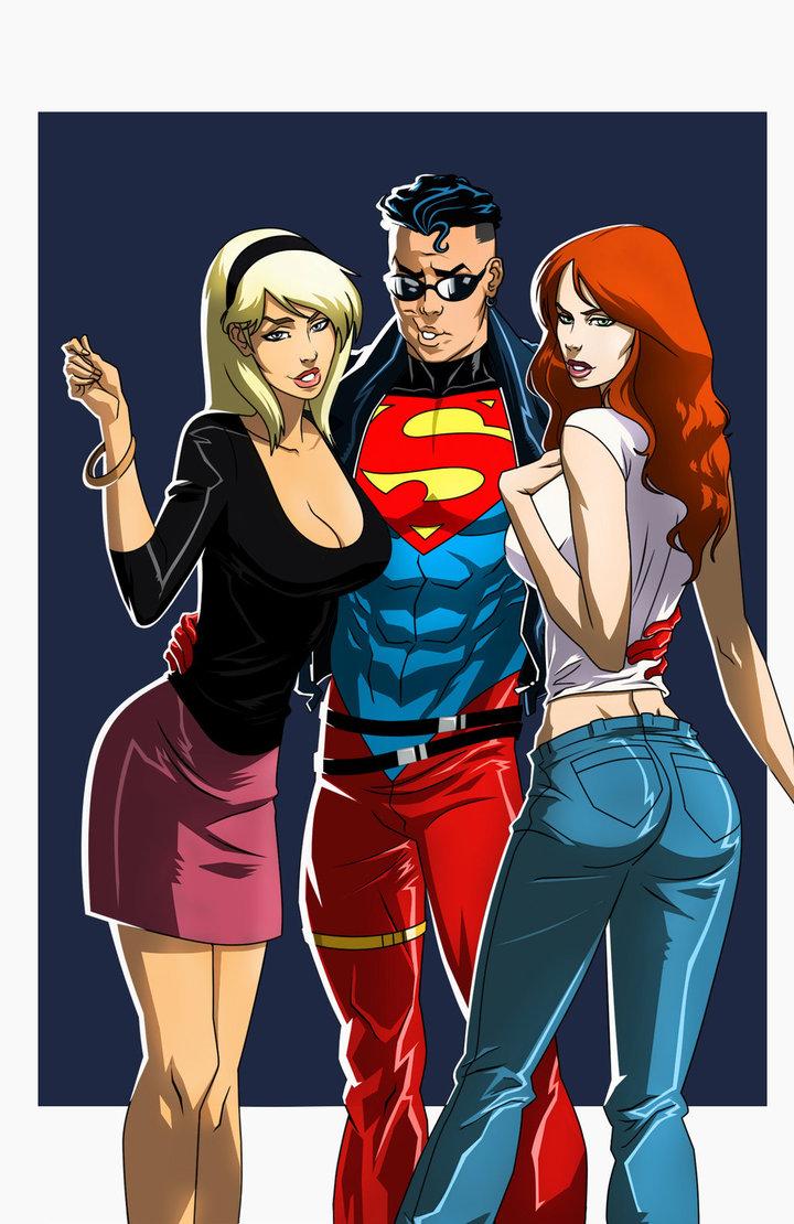 Superboy Backgrounds, Compatible - PC, Mobile, Gadgets| 720x1110 px