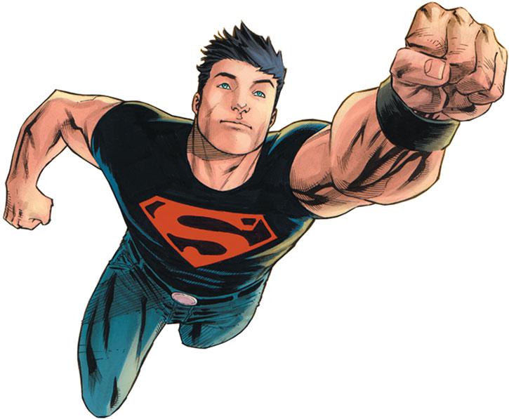 HQ Superboy Wallpapers | File 68.32Kb
