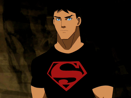 HD Quality Wallpaper | Collection: Comics, 430x322 Superboy