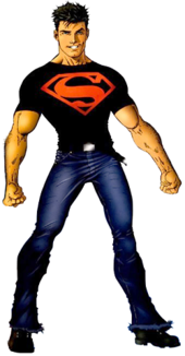 High Resolution Wallpaper | Superboy 170x326 px