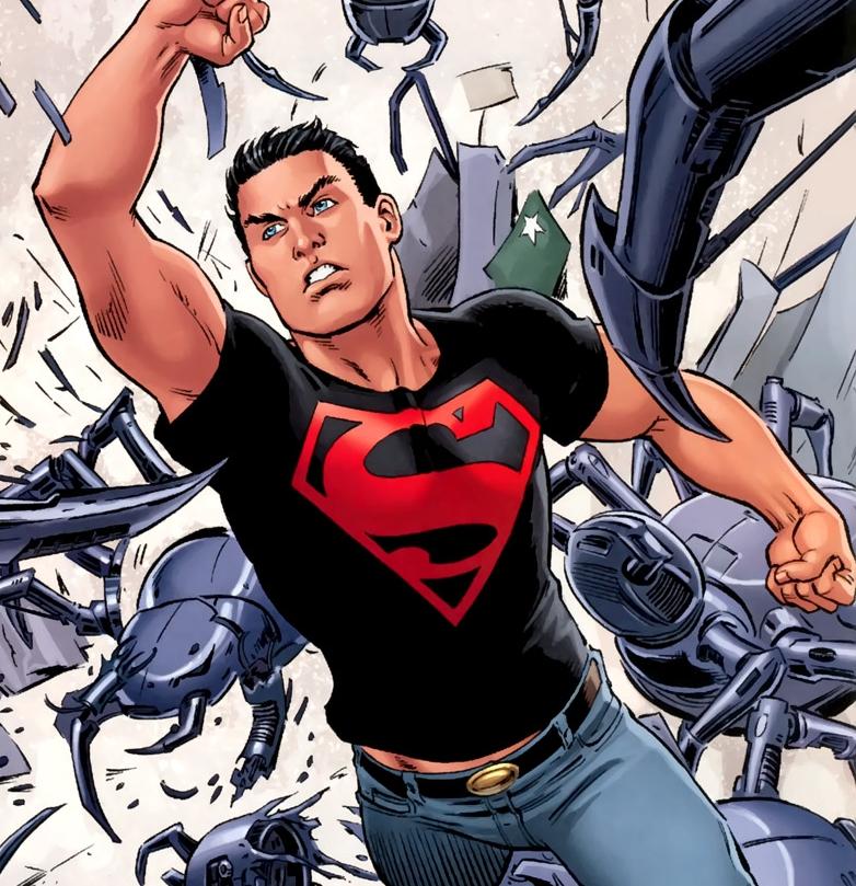 Superboy Backgrounds, Compatible - PC, Mobile, Gadgets| 782x809 px