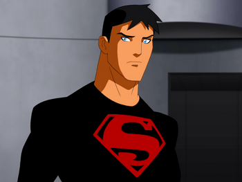 350x263 > Superboy Wallpapers