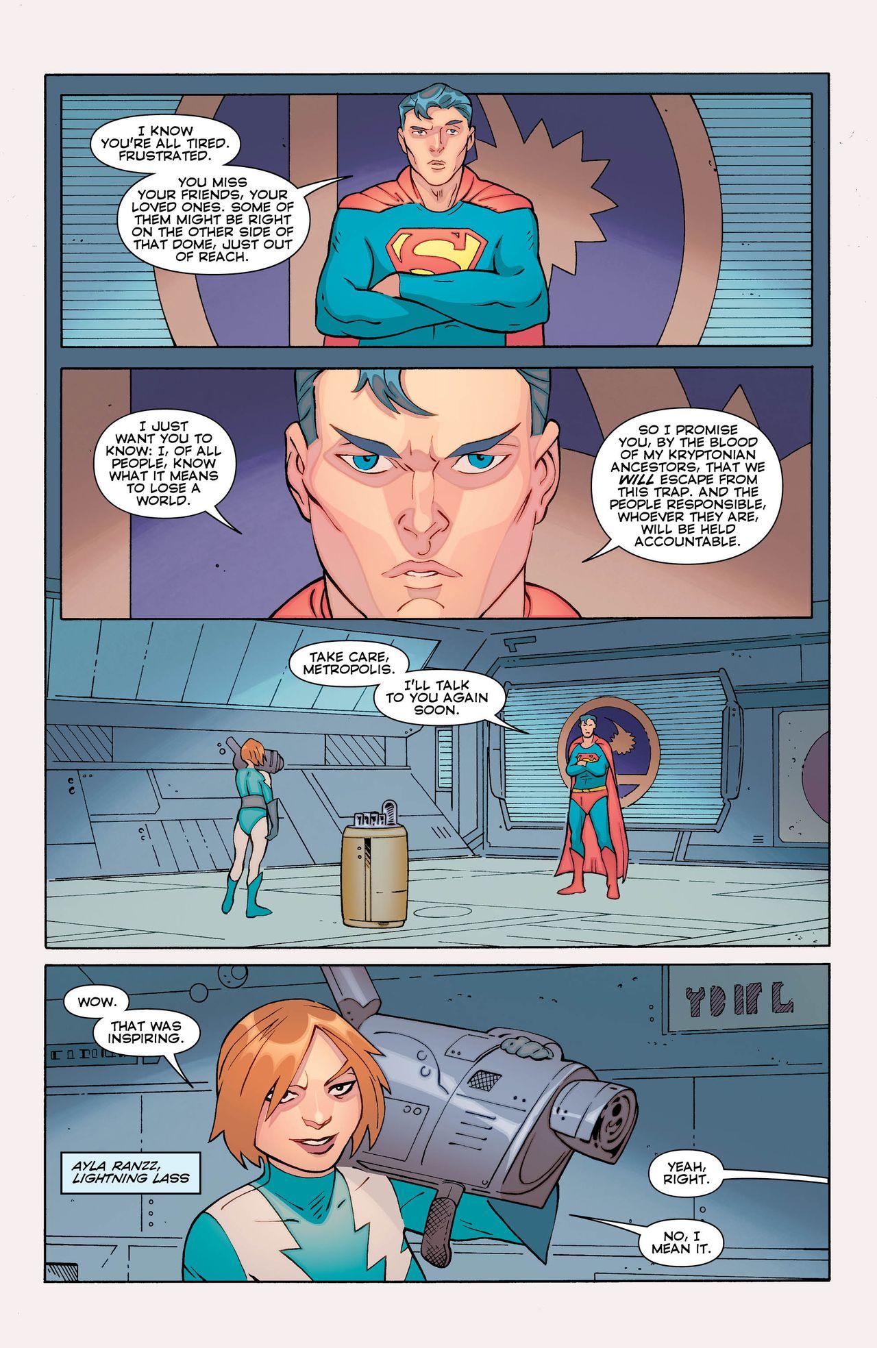 Superboys Legion HD wallpapers, Desktop wallpaper - most viewed