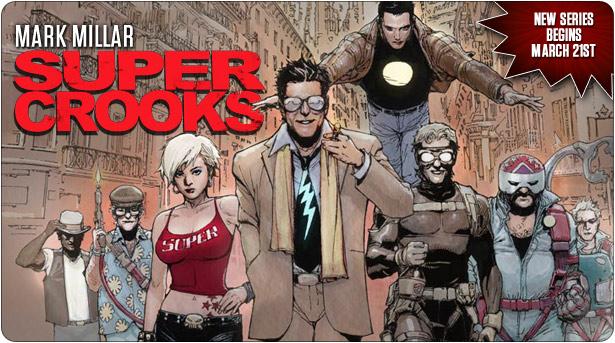 HQ Supercrooks Wallpapers   File 103.57Kb