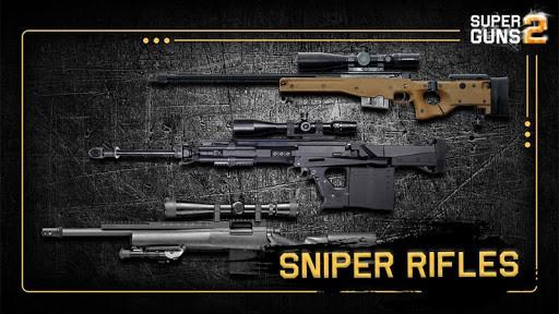 Superguns High Quality Background on Wallpapers Vista