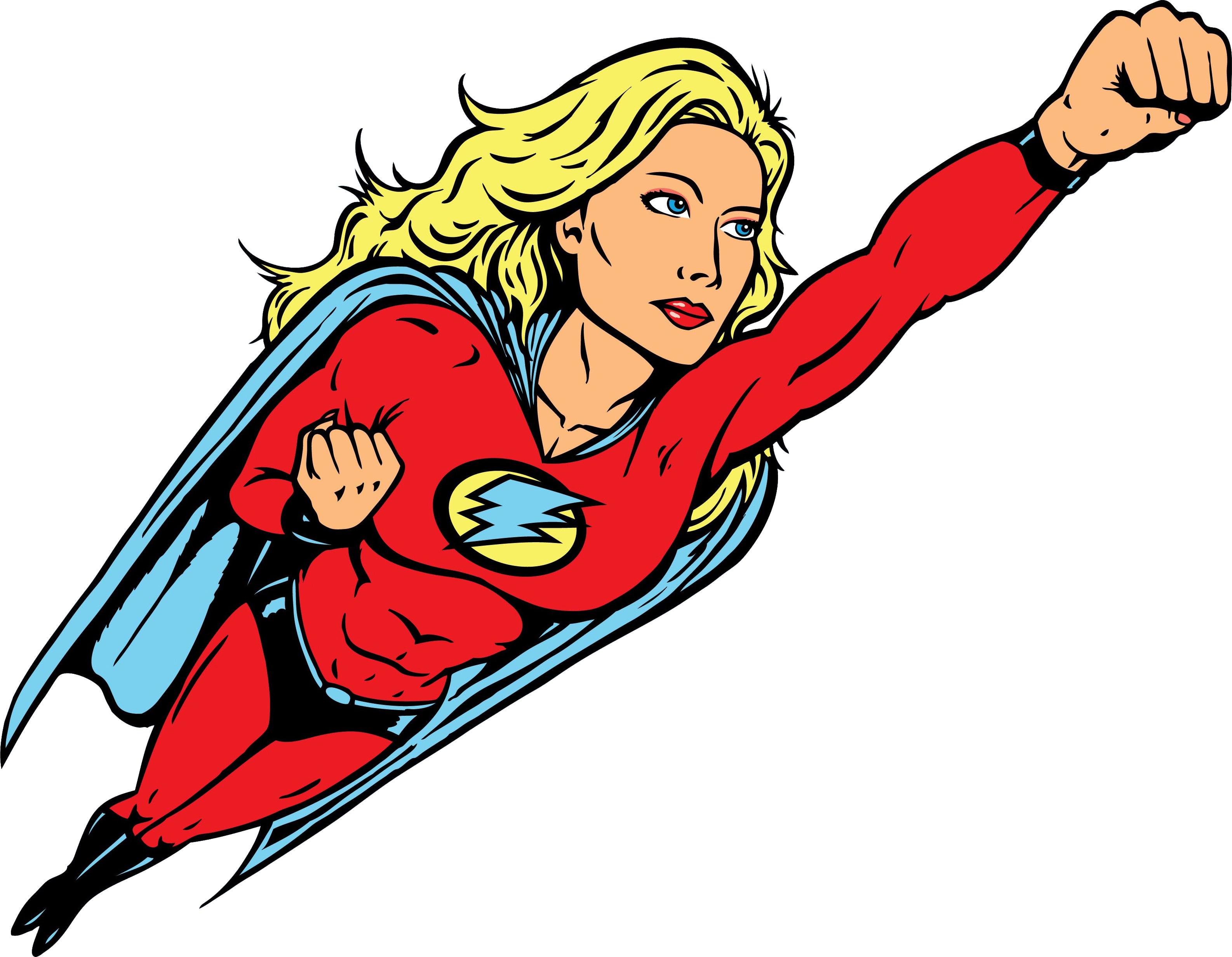 Nice Images Collection: Superhero Desktop Wallpapers