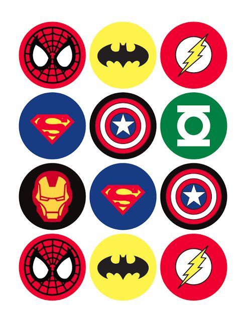 Superhero Backgrounds on Wallpapers Vista