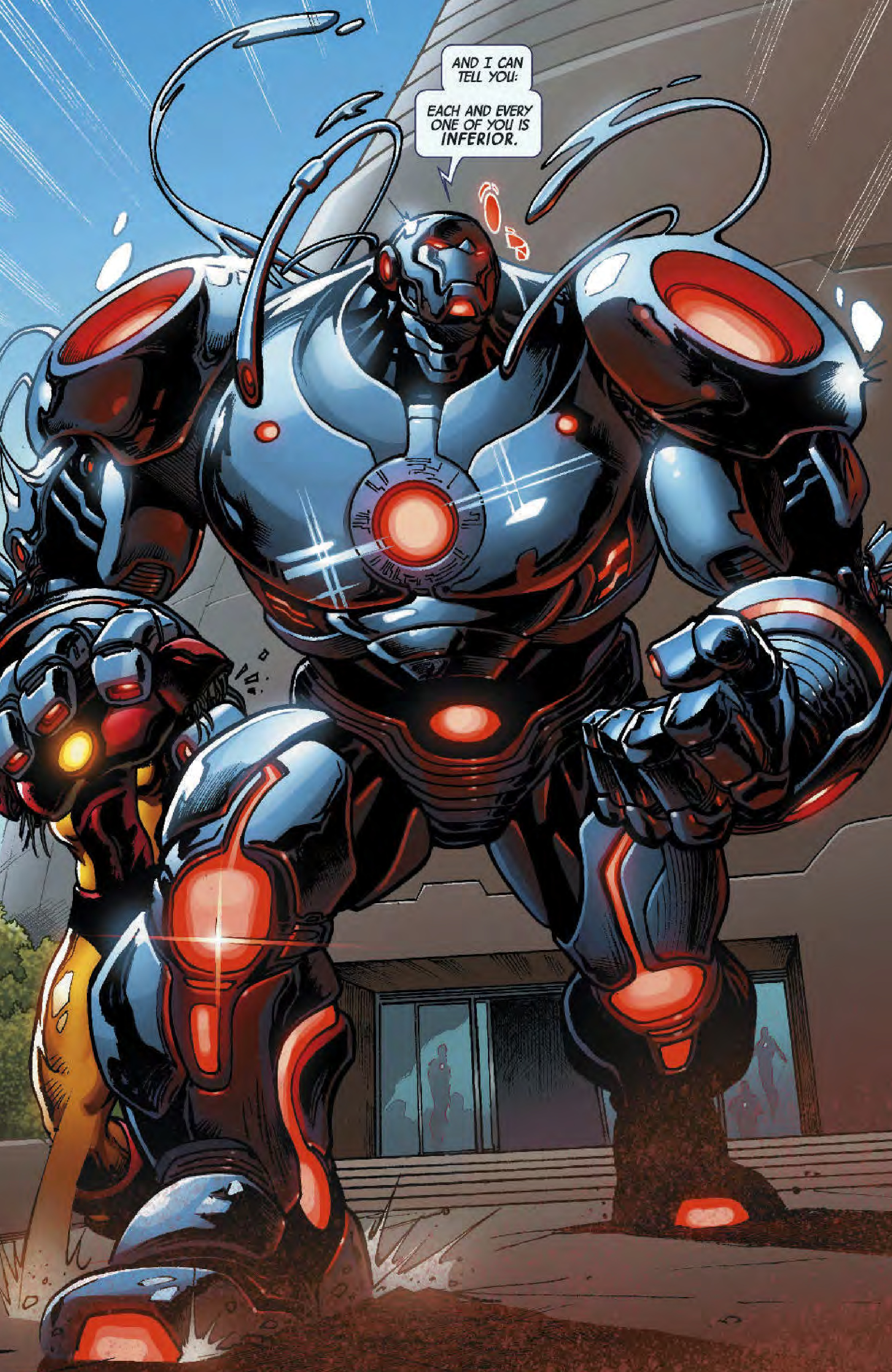 Amazing Superior Iron Man Pictures & Backgrounds