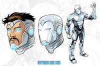 Nice wallpapers Superior Iron Man 200x132px