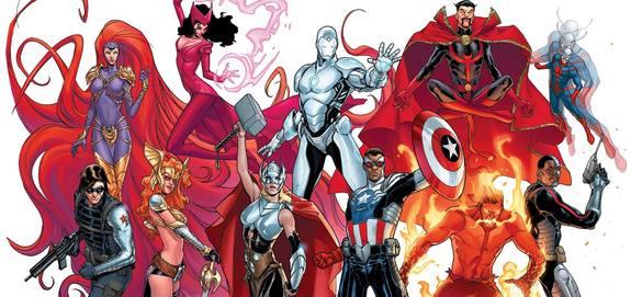 HD Quality Wallpaper | Collection: Comics, 575x271 Superior Iron Man