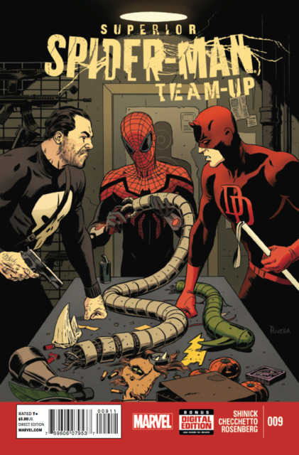 HD Quality Wallpaper | Collection: Comics, 421x640 Superior Six