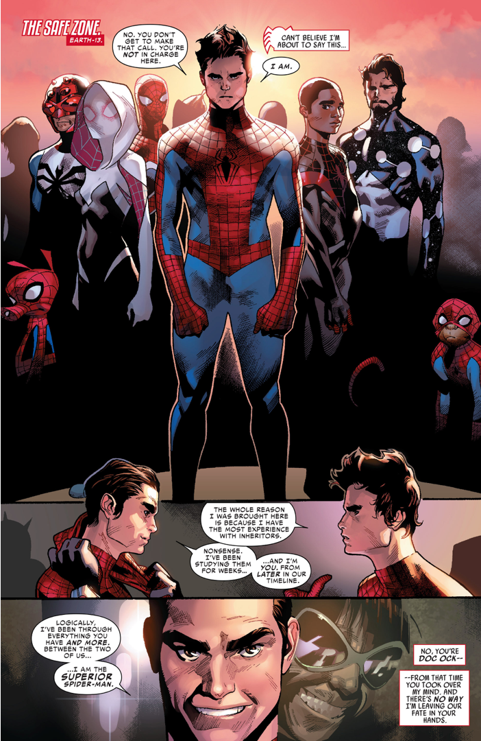 Superior Spider-man HD wallpapers, Desktop wallpaper - most viewed