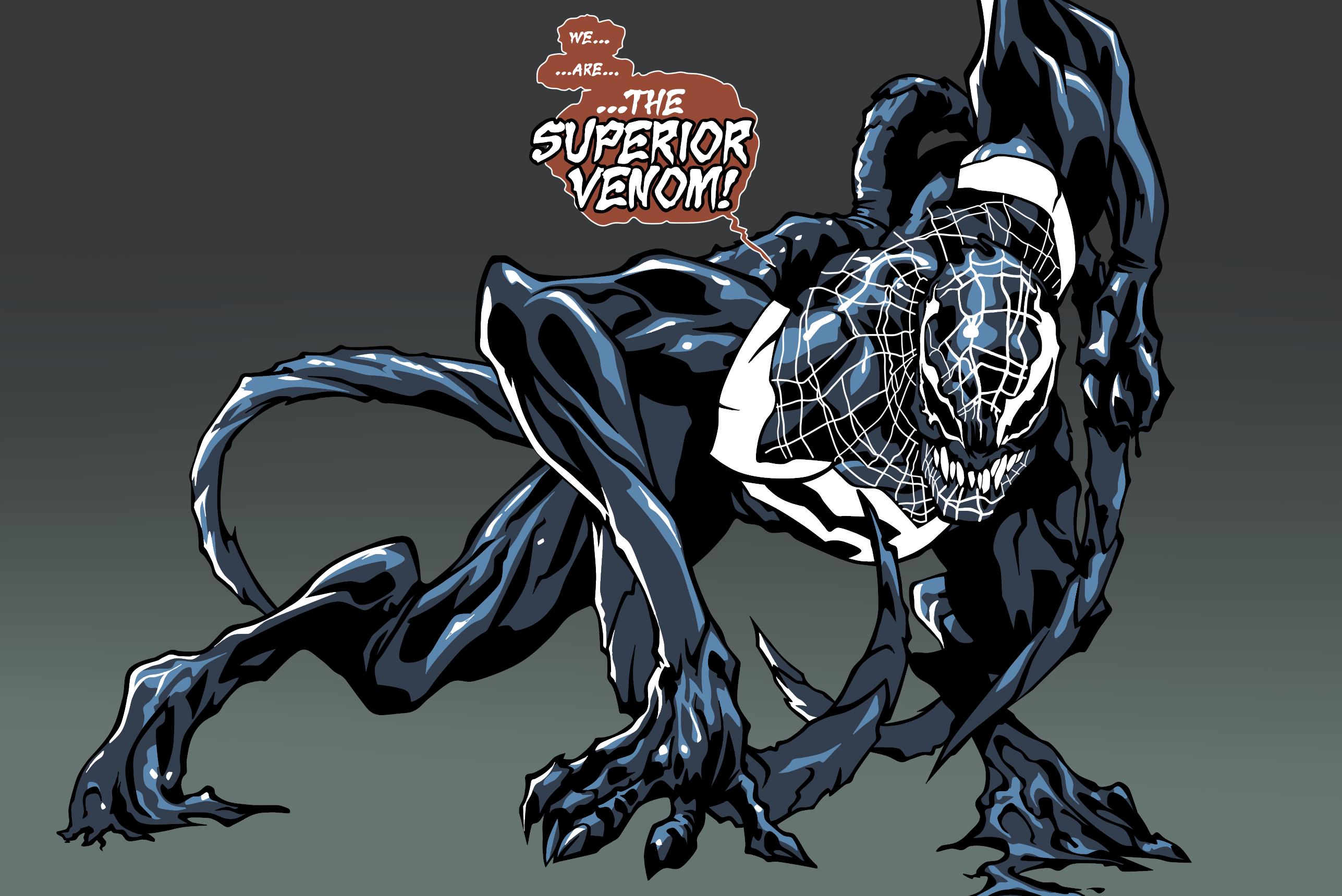 2574x1719 > Superior Venom Wallpapers