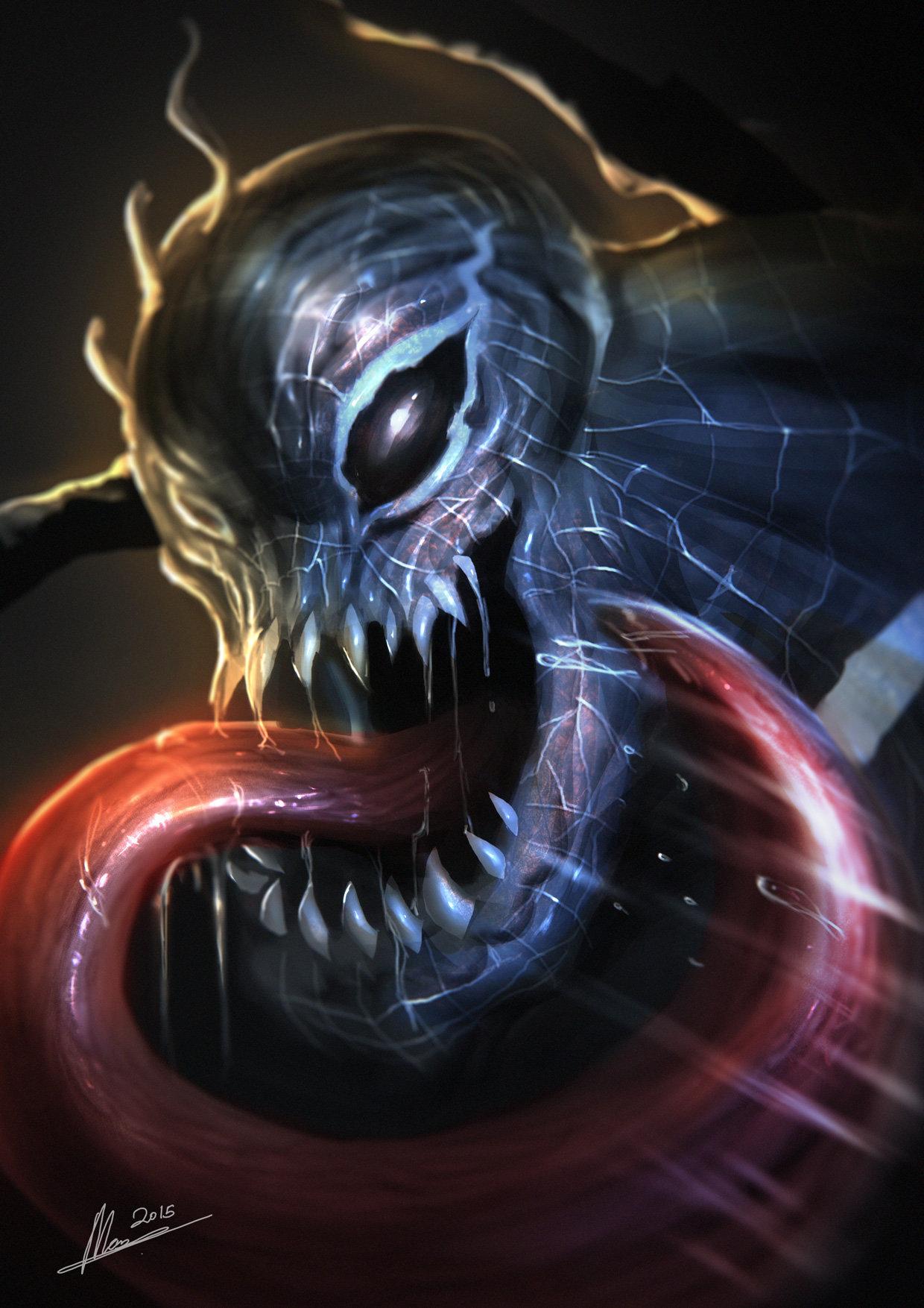 Superior Venom Backgrounds on Wallpapers Vista