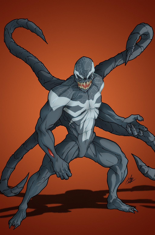 Superior Venom Backgrounds, Compatible - PC, Mobile, Gadgets  1024x1554 px