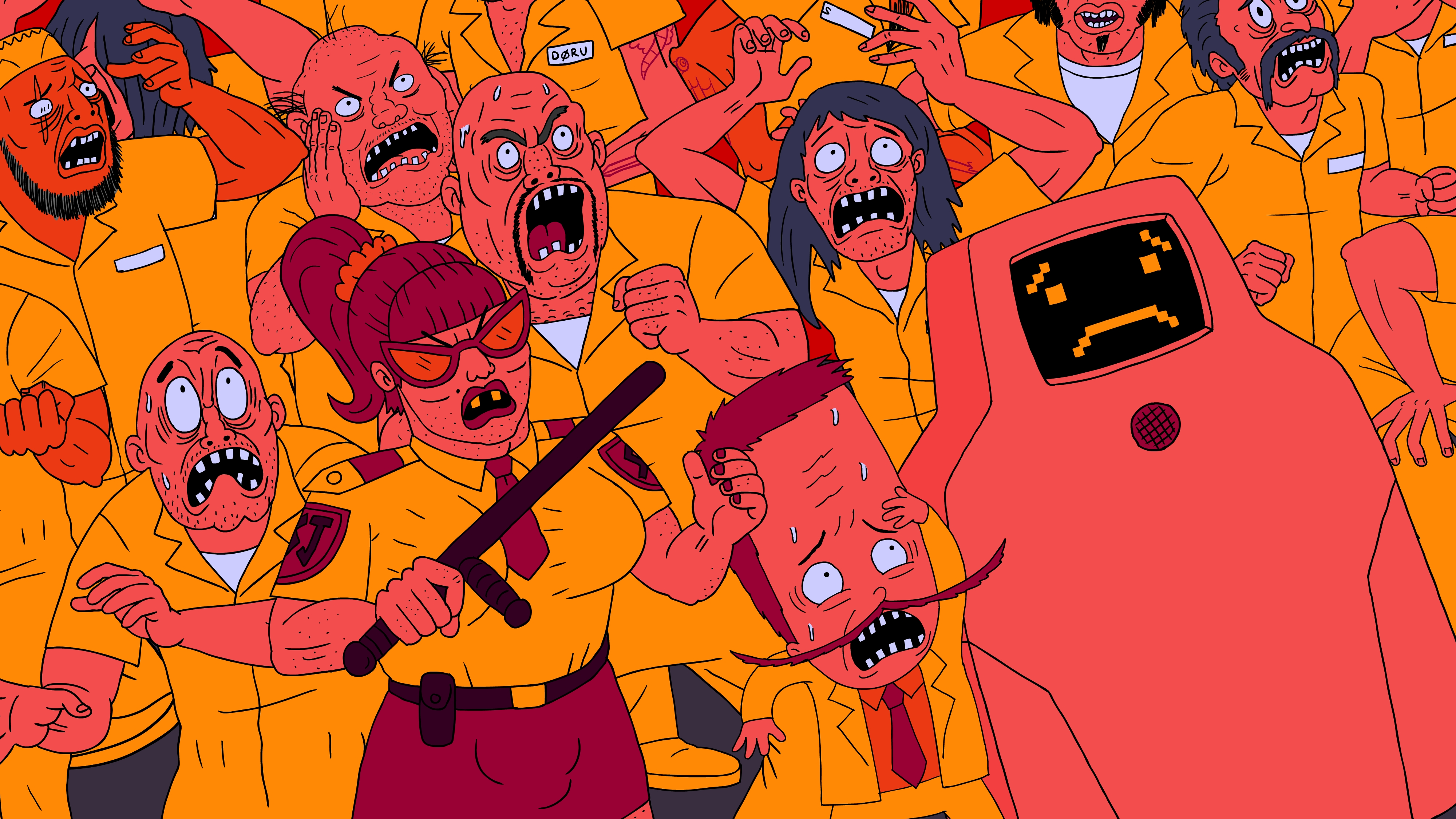 Images of Superjail | 4000x2250