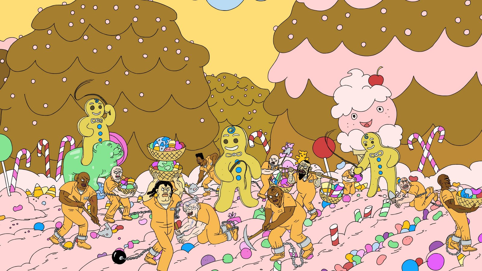 Amazing Superjail Pictures & Backgrounds