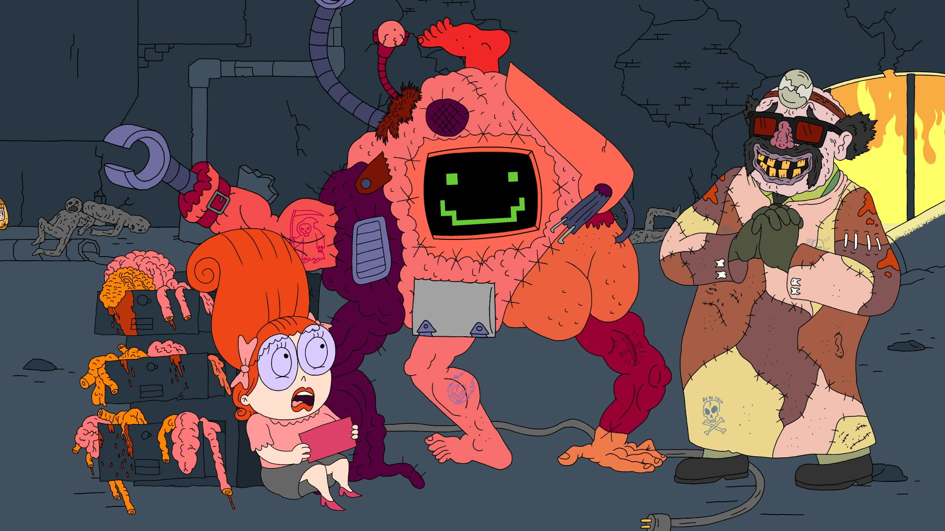 Images of Superjail | 1920x1080