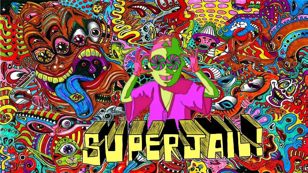 Superjail Pics, Cartoon Collection