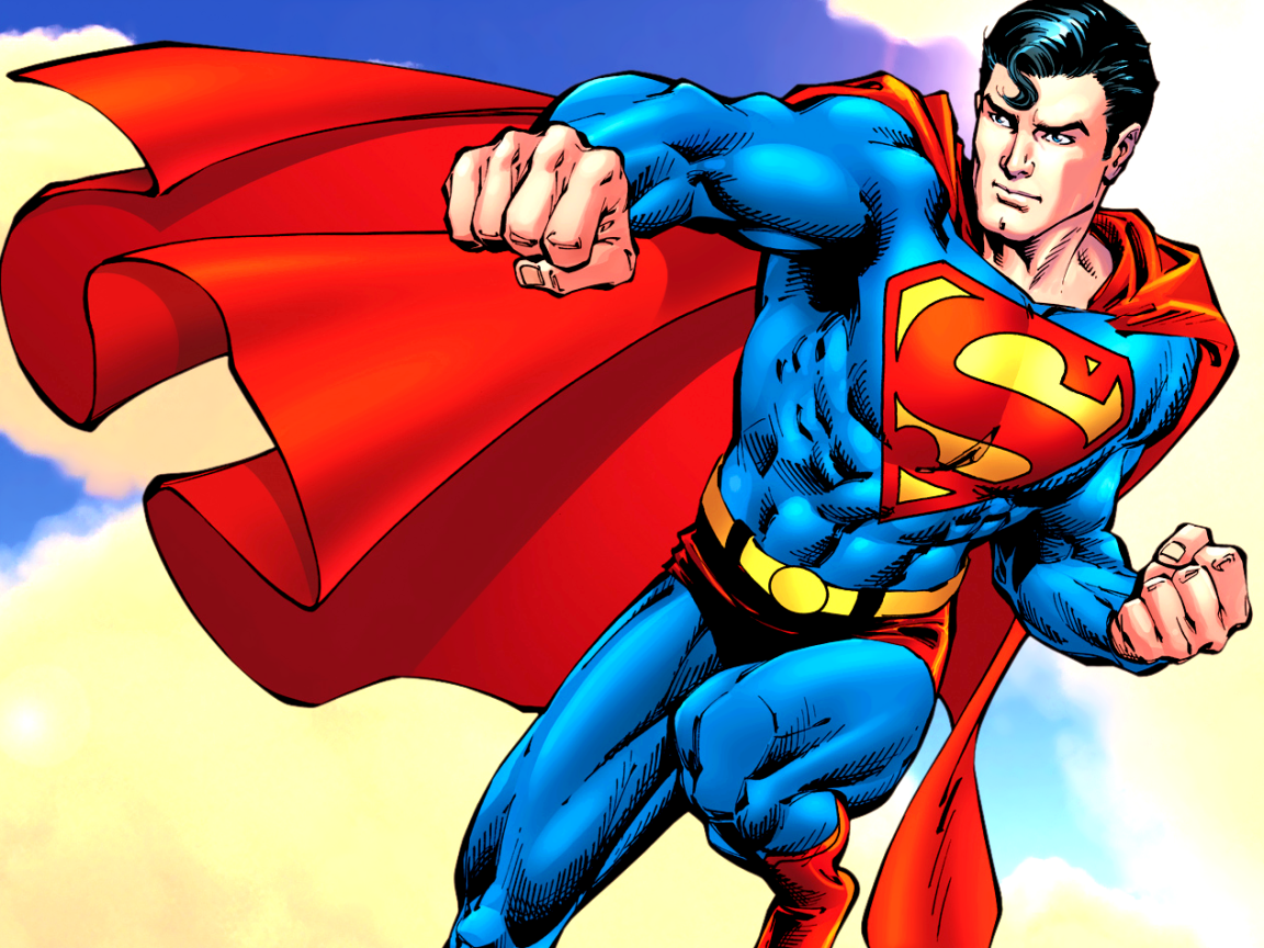 HQ Superman Wallpapers | File 1386.17Kb