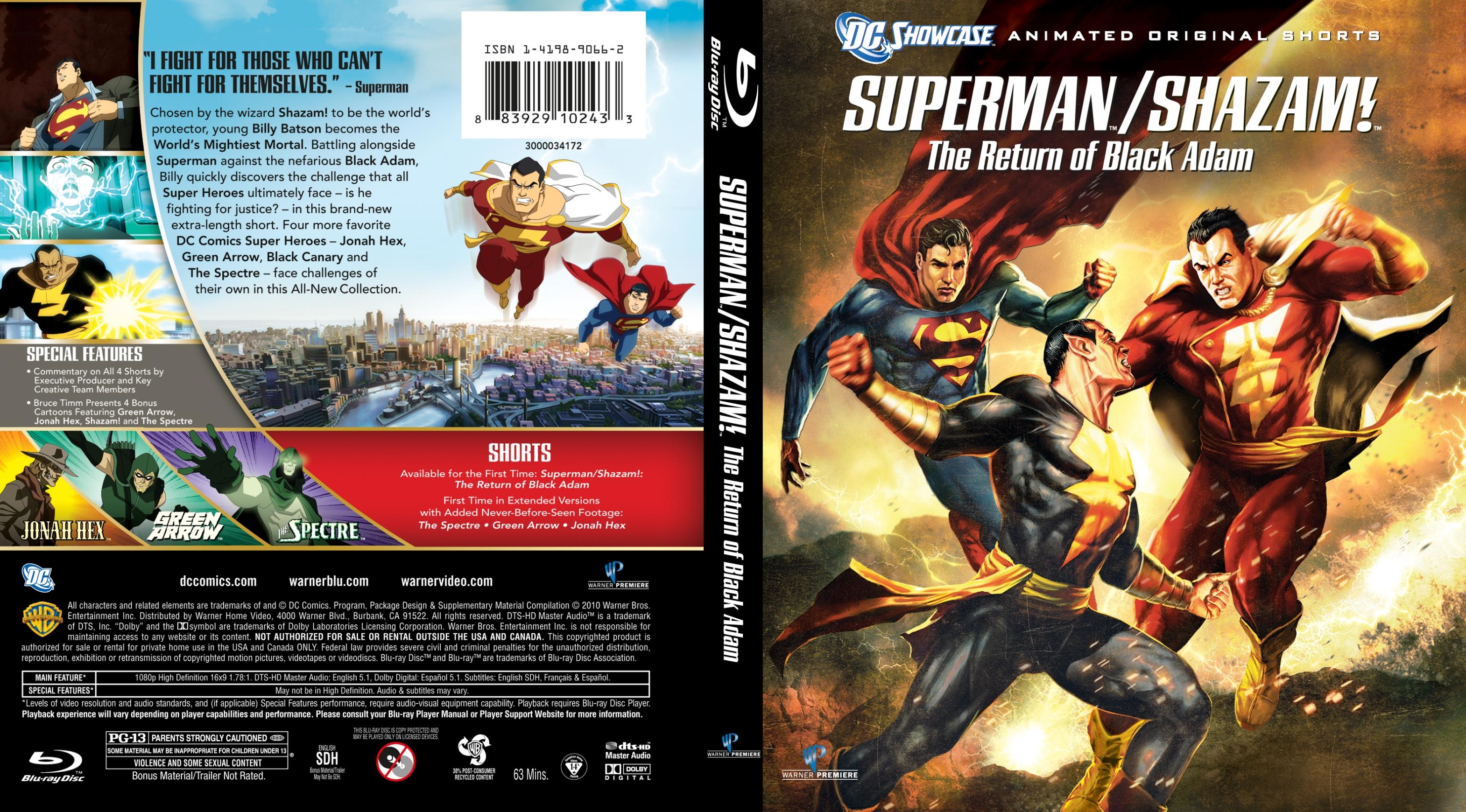 High Resolution Wallpaper | Superman Shazam!: The Return Of Black Adam 3140x1740 px