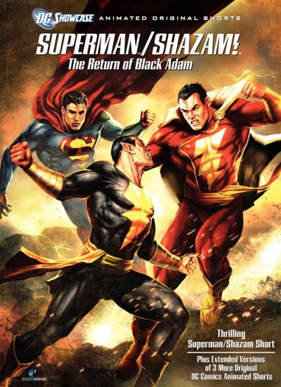 Superman Shazam!: The Return Of Black Adam Backgrounds, Compatible - PC, Mobile, Gadgets| 400x551 px