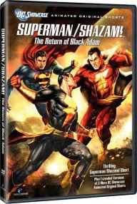 Images of Superman Shazam!: The Return Of Black Adam | 192x286