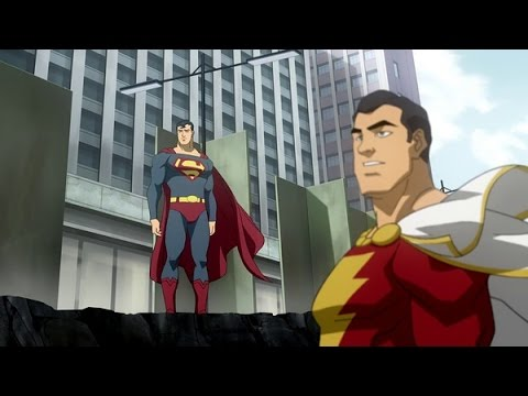 Superman Shazam!: The Return Of Black Adam Backgrounds on Wallpapers Vista