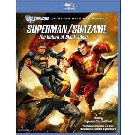 HD Quality Wallpaper | Collection: Comics, 450x450 Superman Shazam!: The Return Of Black Adam